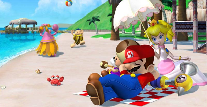 Just beachy! 10 seaside video game getaways