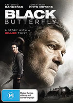 Black Butterfly DVD Cover