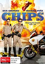 CHIPS DVD Cover