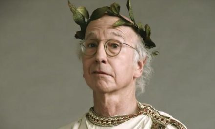 Caesar the day! Curb Your Enthusiasm is returning