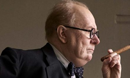 We shall fight in the cinemas! Darkest Hour trailer drops