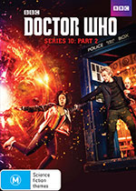 Doctor Who Series 10: Part 2 DVD Cover