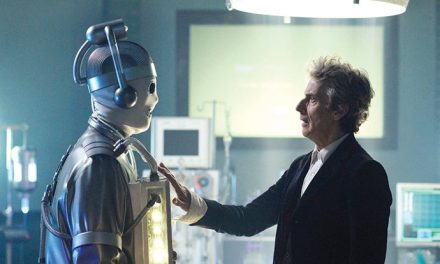Doctor Who Series 10: Part 2 on DVD and Blu-ray July 26