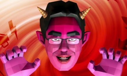 Dr Kawashima gets horny in Devilish Brain Training