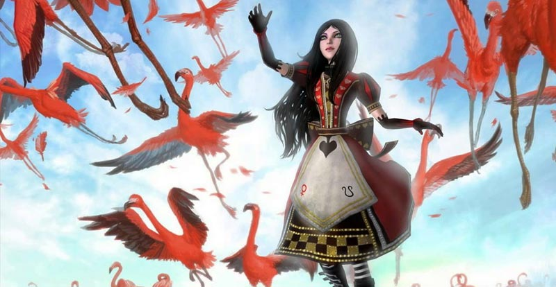Dreamy games - Alice: Madness Returns