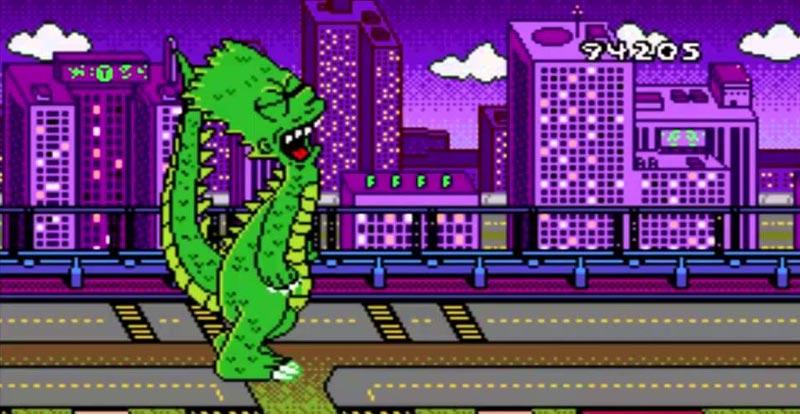 Dreamy games - Bart's Nightmare