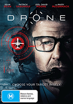 Drone DVD Cover