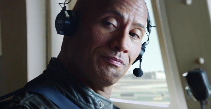 Dwayne Johnson does, well, everything!