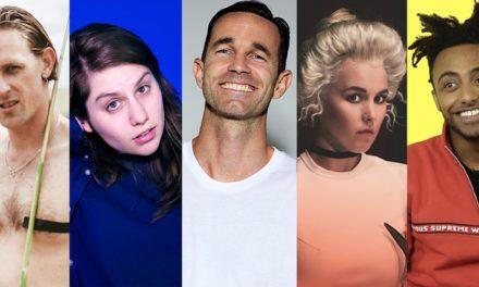 5 tunes you gotta hear this week (28/07/17)
