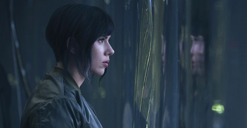 Ghost in the Shell on DVD and Blu-ray July 26
