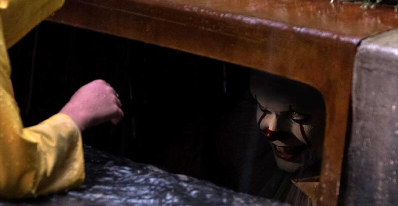 Bring It on, clown! Stephen King's It trailer