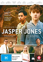 Jasper Jones DVD COver