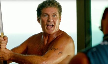 It's time to off the Hoff! Killing Hasselhoff trailer