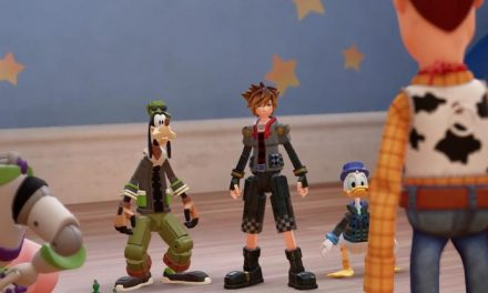 Kingdom Hearts III gets Buzz and Woody!