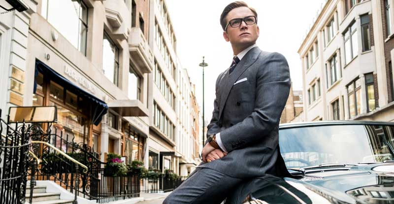 SDCC 2017 – Fox fit for a Kingsman