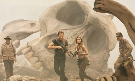 Kong: Skull Island on DVD and Blu-ray July 19