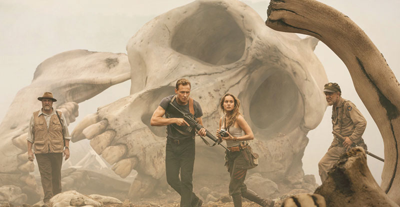 Kong: Skull Island on DVD and Blu-ray July 19