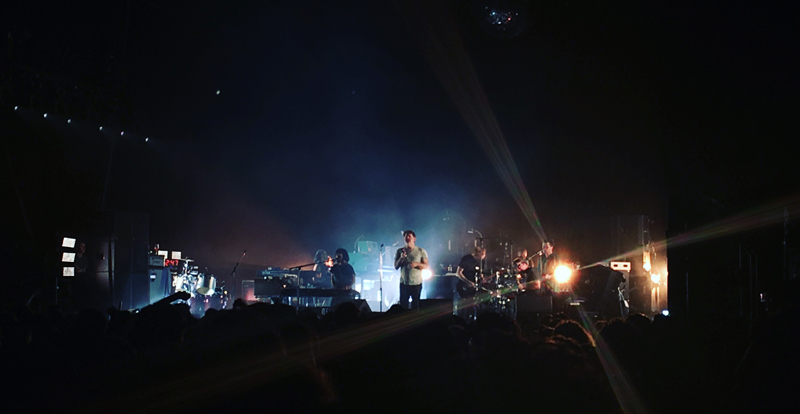 LCD Soundsystem @ Margaret Court, live review