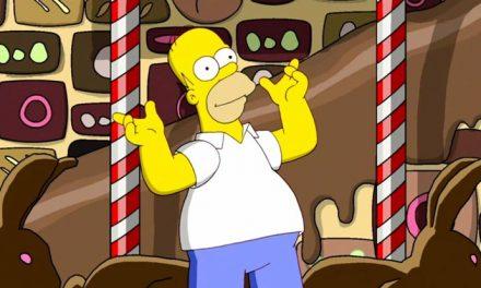 MMMmmm, World Chocolate Day! 10 yummy Simpsons chocky moments