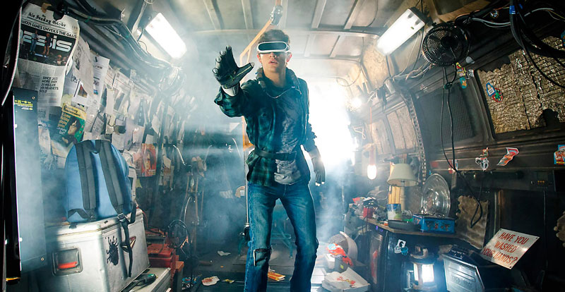 SDCC 2017 – Ready Player One