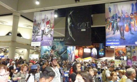 SDCC 2017 – 5 things I loved