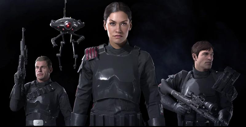 Star Wars Battlefront II – what's the story?
