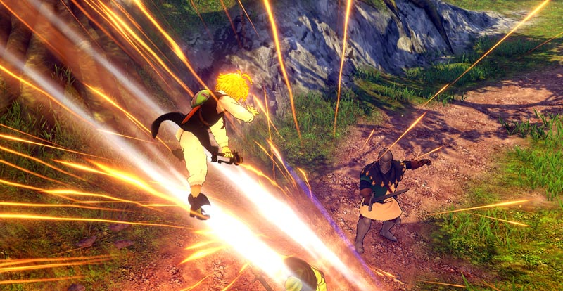 Sin of the times: The Seven Deadly Sins gets game