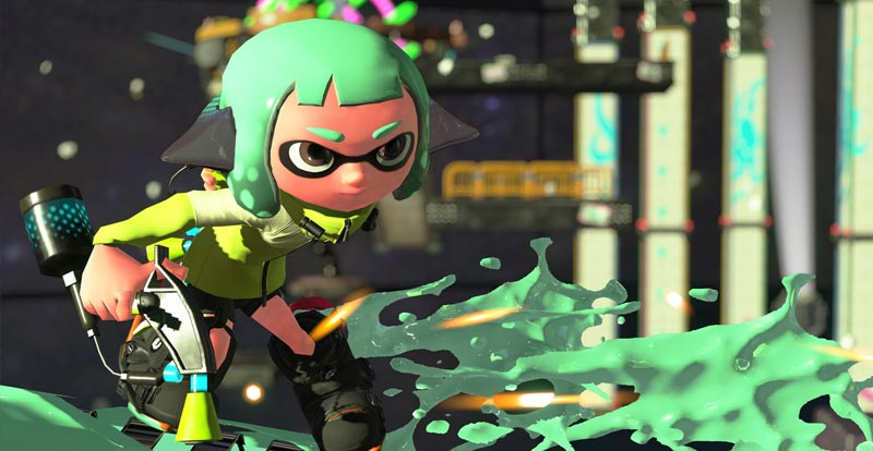 Splatoon 2 – everything you need to know (we th-ink…)