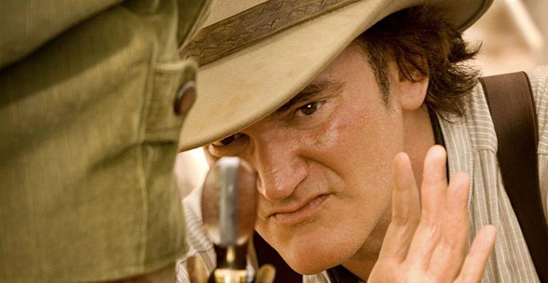 Has Quentin Tarantino fallen off the wagon?
