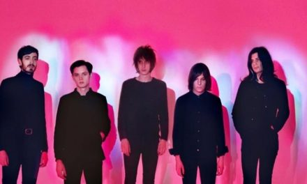 The Horrors take a trip with 'Machine'