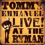 Tommy Emmanuel Live At The Ryman