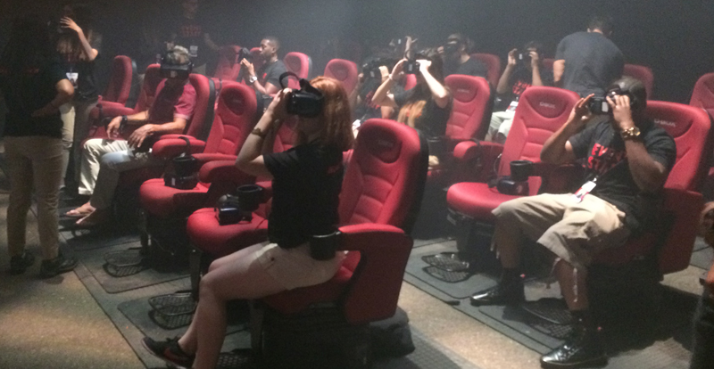 SDCC 2017 – 4 VR experiences at the Con