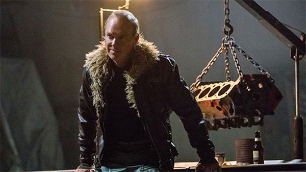 Michael Keaton The Vulture