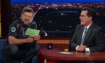 Andy Serkis reading Trump tweets as Gollum will make your day
