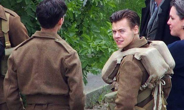 Christopher Nolan on casting Harry Styles