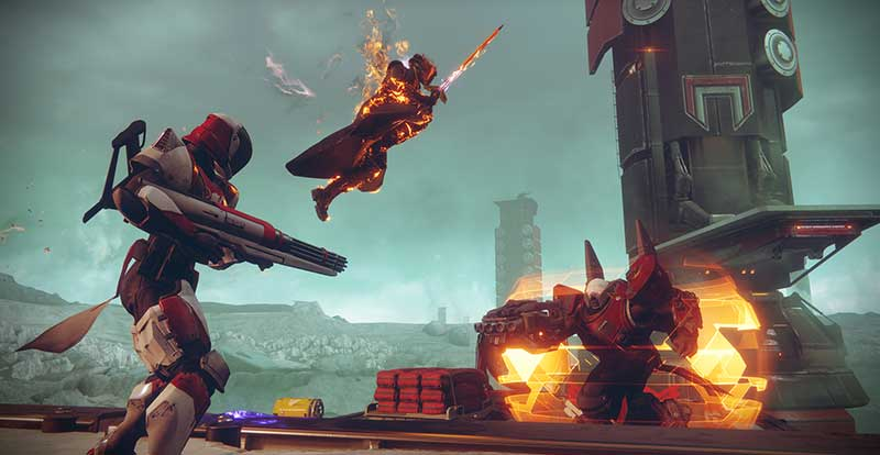 Our Destiny 2 beta impressions
