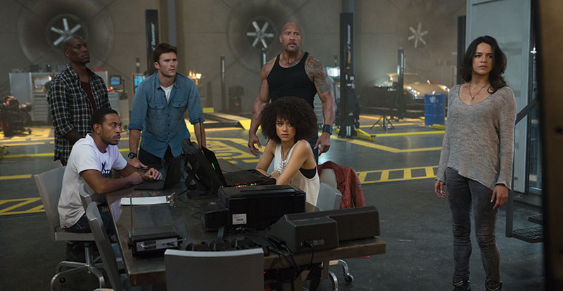 Fate of the Furious family