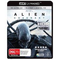 4K August 2017 - Alien: Covenant