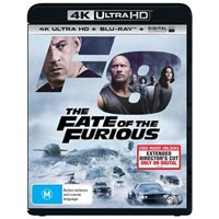 4K August 2017 - The Fate of the Furious