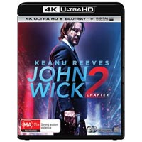 4K August 2017 - John Wick: Chapter 2