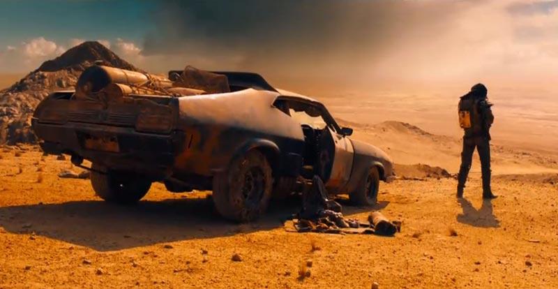 4K Ultra HD - Mad Max Fury Road