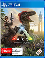 Ark: Survival Evolved packshot