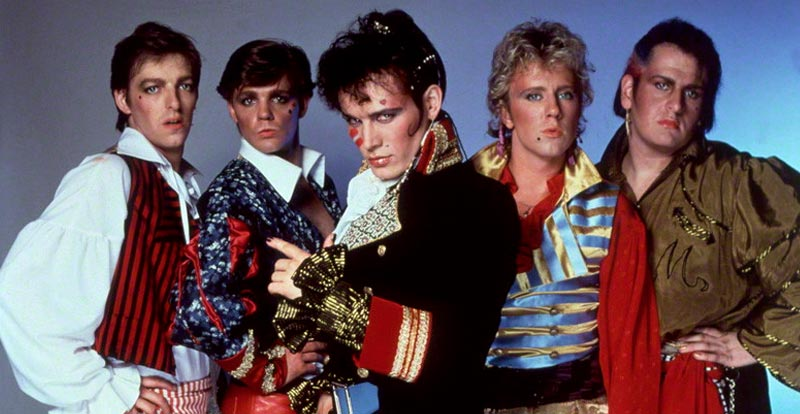 TUNESDAY track – Adam & the Ants, 'Antmusic'