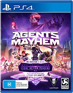 Agents of Mayhem packshot
