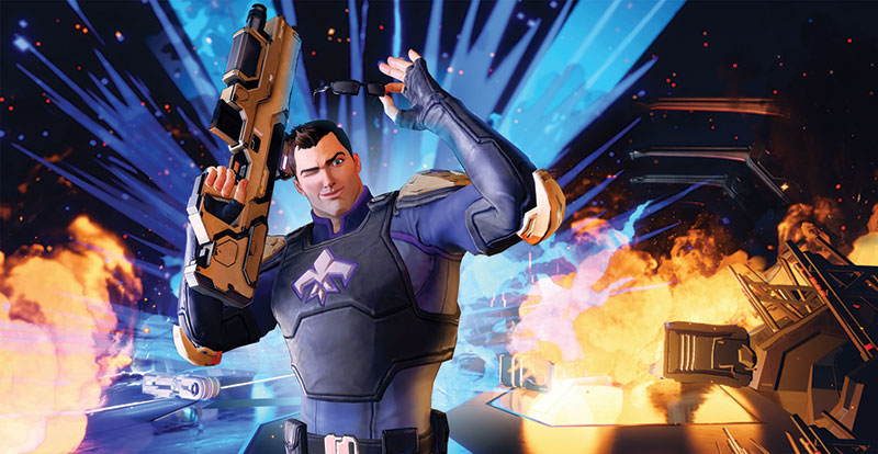 Agents of Mayhem – league of extraordinary gentlepeople