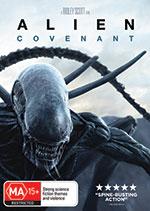 Alien: Covenant DVD Cover