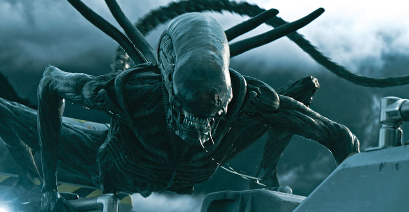 Alien: Covenant on DVD, Blu-ray and 4K August 16