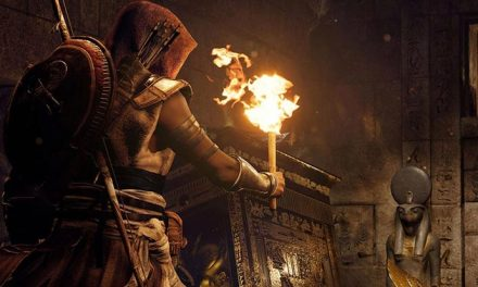 Assassin's Creed: Origins – interview