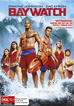 Baywatch DVD Cover