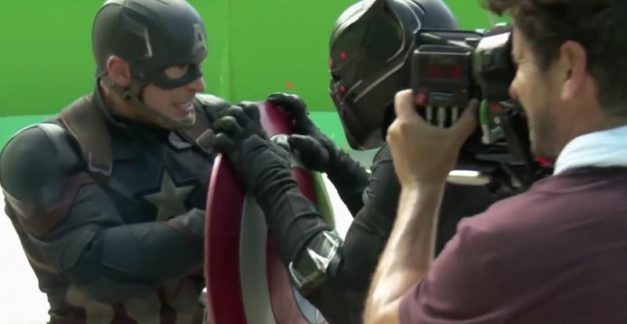 Captain America: Civil War VFX breakdown